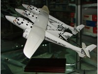 White Knight / Space Ship Two Virgin Galactic
