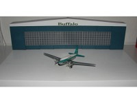 Diorama Buffalo Airways Hangar