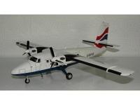 Twin Otter British Airways G-BVVK