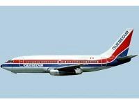 Boeing 737-200 Quebecair LN-BRL