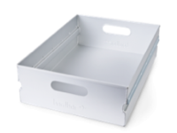 Bordbar Aluminiumschublade für Bordbar Trolley / Cube / Container