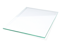 Bordbar Glas-Fachboden für Trolley / Cube / Container