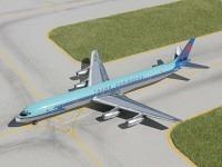 DC-8-61 Trans Caribbean N8786R