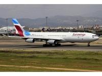 A340-300 Eurowings OO-SCW