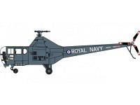 Dragonfly Westland Royal Navy WH991