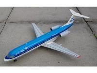 Fokker 100 KLM PH-KLE