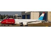 Boeing 787-9 Norwegian G-CKLZ (1:200)