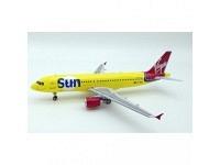A320-200 Virgin Sun G-VMED