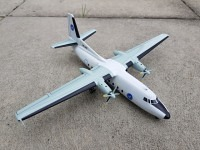 Fokker 27 Balair / United Nations HB-AAZ (Handmade)