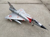 Mirage IIIS Swiss Air Force J-2301