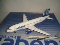 A320 Sabena OO-SNE (1:400)