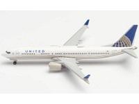 Boeing 737MAX-9 United N67051 (Herpa)