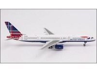 Boeing 757-200 British Airways G-BIKO