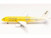 "A320 Eurowings ""Hertz 100 Jahre"" D-ABDU (Herpa 1:200)"