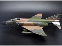 F-4D USAF 66-7601 435th TFS, 8th TFW, Ubon RTAB, 1967