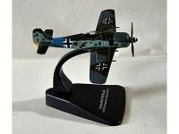 Fw-190A-8 Deutsche Luftwaffe Hm Rudolf Klemm 15/JG54