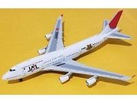 "Boeing 747-400 JAL ""Hanshin Tigers"" JA8906"
