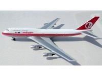 "Boeing 747-3H6M Malaysia ""Retro"" 9M-MHK"