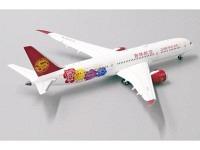 "Boeing 787-9 Juneyao Air B-1115 ""Flaps Down"""