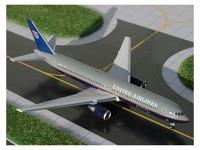 Boeing 767-300 United N672UA