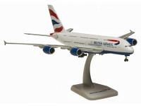 A380-800 British Airways G-XLEA
