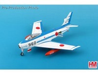 "F-86F Sabre JASDF ""Blue Impulse"" 02-7960"