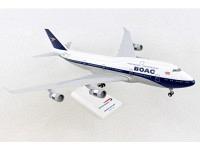 """Boeing 747-400 British Airways """"BOAC"""" G-BYGC (SkyMarks)"""