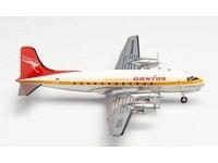 "DC-4 Qantas ""Pacific Trader"" VH-EDA"