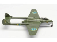 Vampire Royal Swedish Air Force J28B