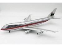 Boeing 747-100 Braniff International N9666