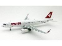 A320neo Swiss HB-JDA