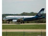 A319 US Airways Philadelphia Eagles N709UW