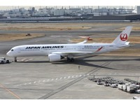 Airbus A350-900 Japan Airlines JAL JA05XJ