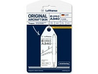 Aviationtag - A340-600 Lufthansa D-AIHR