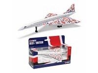 Concorde Toy Plane