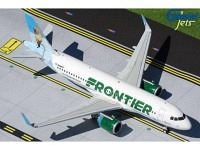 """A320neo Frontier Airlines """"Flower the Hummingbird"""" N318FR"""