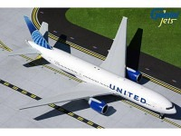 Boeing 777-200ER United Airlines (new livery) N210UA