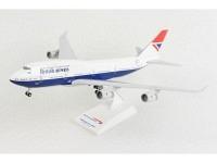 Boeing 747-400 British Airways Negus Livery G-CIVB