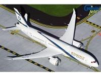 """Boeing 787-9 El Al """"Jerusalem of Gold"""" 4X-EDM"""