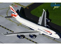 Boeing 747-400 British Airways G-CIVN (Flaps down)