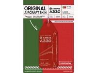 Aviationtag - A330 TAP CS-TOE - red (ex HB-IQL)