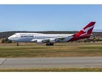 Boeing 747-400ER Qantas VH-OEJ (1:400)