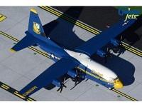 C-130J Super Hercules US Marines 170000 Blue Angels