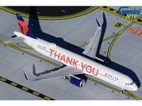 "A321 Delta N391DN ""Thank You"""