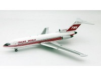 Boeing 727-100 TWA Trans World Airlines N831TW