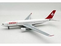 A330-200 Swiss HB-IQG with original Swiss 2002 livery