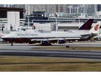 Boeing 747-400, British Asia Airways, G-CIVE