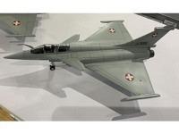"Dassault Rafale, Fighter, ""fiktive Swiss Livery"", J-7001"