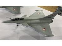 "Dassault Rafale, Fighter, ""fiktive Swiss Livery"", J-7003"