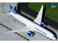 Boeing 787-9 United N24976 (new livery)